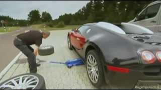Reportage Bugatti - A la vitesse du son - Part 3/3