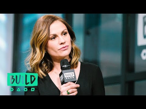 "Anna Paquin Speaks On ""Bellevue"""