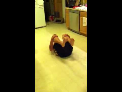 Kitchen Slip-N-Slide