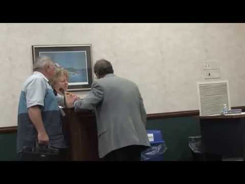 Allegany County Board of County Commissioners July 10, 2014 Public Meeting