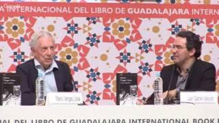 CINCO ESQUINAS de Mario Vargas Llosa en la FIL Guadalajara 2016