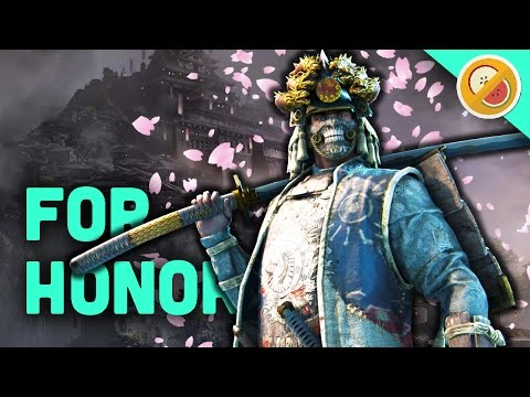 KENSEI THE DRAGON MASTER! - For Honor Gameplay