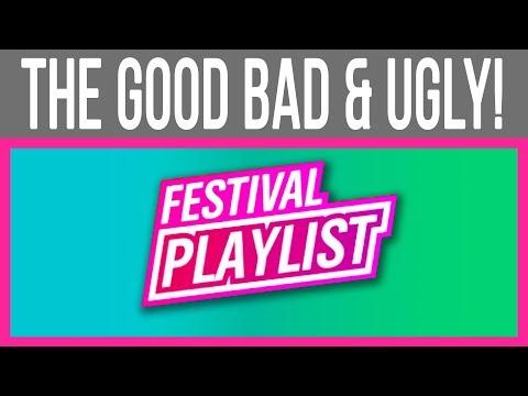 Forza Horizon 4 - Festival Playlist The Good, Bad & Ugly! thumbnail