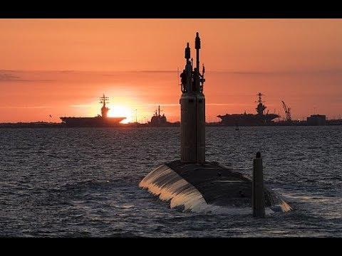 USS Washington (SSN 787) Commissioning