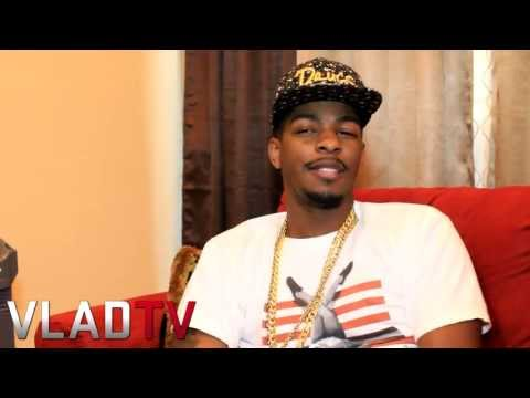 King Los Breaks Down a Well Thought Out Freestyle