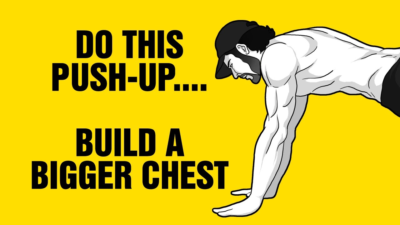 foto WATCH: 7 press-up variations for a bigger chest