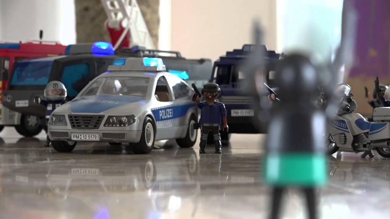 Polizei Playmobil Youtube
