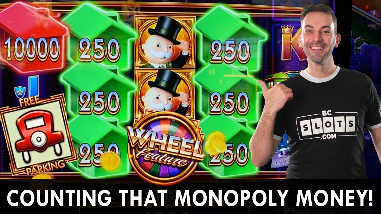 🏦 Counting Up MONOPOLY MONEY 🏠 Breaking the Bonus Bank 💵 Prize RIZE Suprize