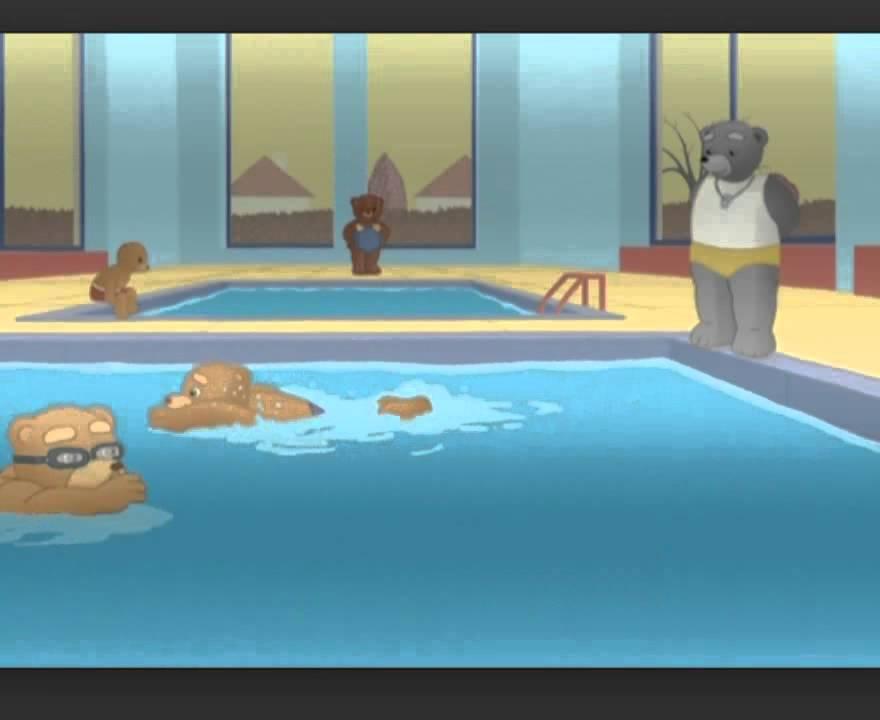 Petit ours brun va la piscine youtube - Petit ours brun va al ecole ...
