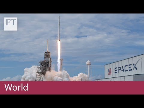 SpaceX Falcon 9 rocket launches from Florida