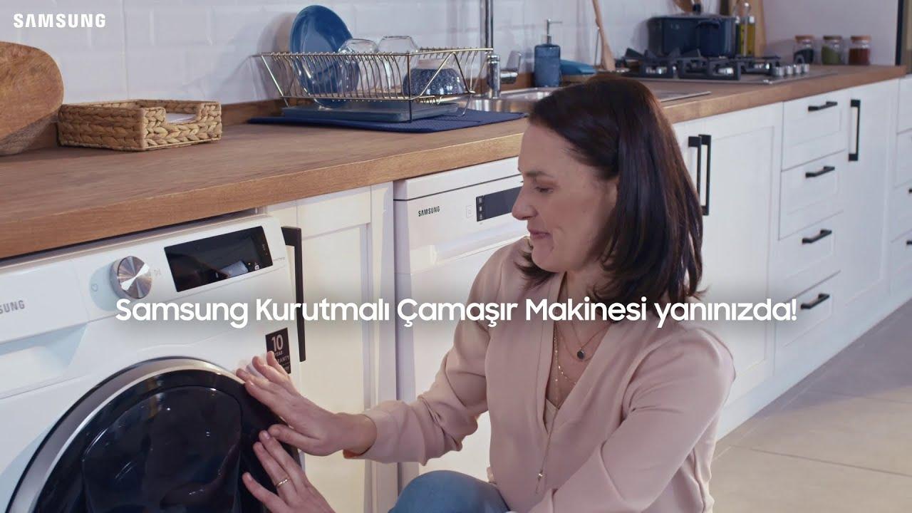 Samsung Kurutmalı Çamaşır Makinesi | Samsung