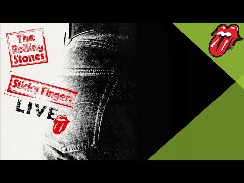 Sticky Fingers Live is out now! Thumbnail image