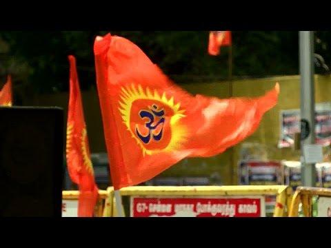 Hindu Group Protest Against Kamal Hassan's Movie Uthamma Villan