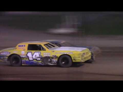 Ransomville Speedway Street Stock Feature 8-2-16