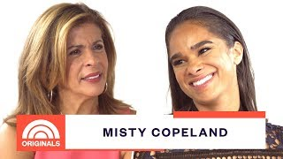 Misty Copeland Shares How She Deals With Critics And Trolls | TODAY Original