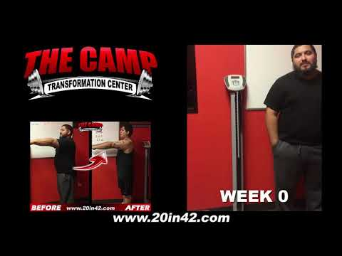 Houston Texas 6 Week Challenge Results Hector Pena