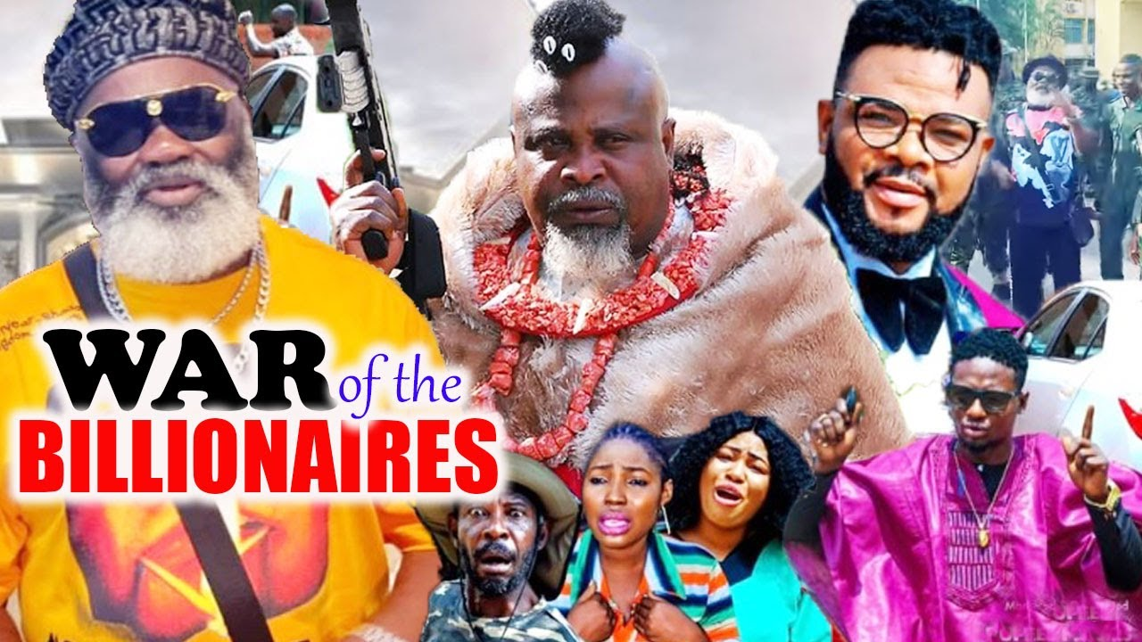 Download WAR OF THE BILLIONAIRES Complete Part 1&2- [NEW MOVIE]HARRY B/DON BRYMO 2021 LATEST NIGERIAN MOVIE