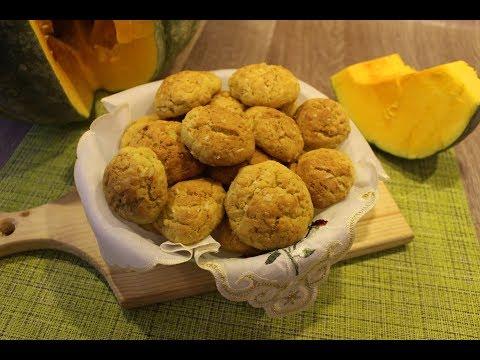 Рецепт Овсяно-тыквенное печенье - Duration: 3:15.