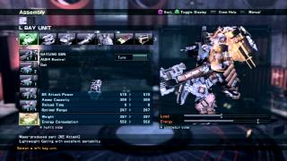 Armored Core: Verdict Day - Good Build For Story Missions [PvE Build]