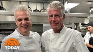 Eric Ripert Reflects On Friendship With Late Anthony Bourdain   TODAY