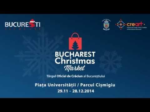 Bucharest Christmas Market 2014