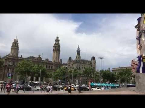 Escapade à Barcelone, Sitges, Montserrat