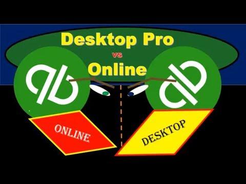 QuickBooks Online vs Quickbooks Desktop 7.17 Purchase Order