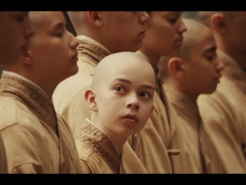 "The Last Airbender (2010) - ""Flow Like Water"" scene [1080]"