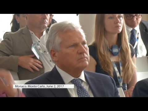 2017 Energy Security Forum Monaco
