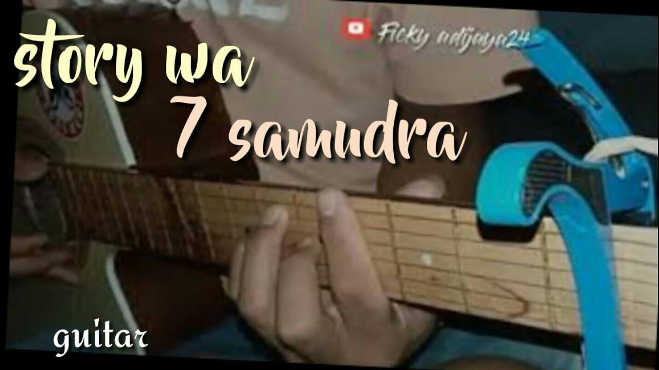 Story Wa 7 Samudra Gamma Band BY Fickyadijaya