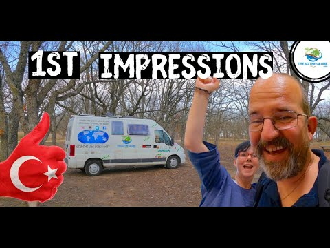 TURKEY🇹🇷Our First Impressions | Adventure VAN LIFE Around the World