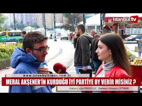 Meral Akşener'in k-Kurduğu İYİ Partiye Oy Verir Misiniz ?