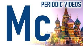 Moscovium - Periodic Table of Videos