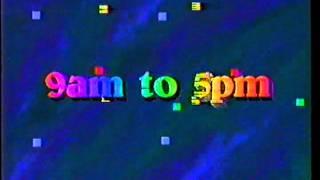 Kaleidoscope Festival for FOX Kids 1993