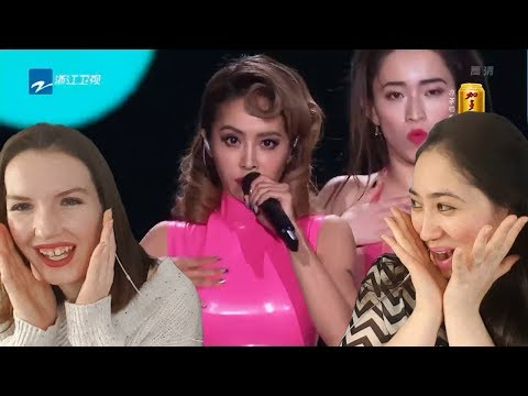 2018 蔡依林 Jolin Tsai New Years Special Zhejiang TV Official Channel Reaction Video