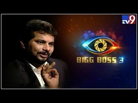 TV9 Jaffer in Bigg Boss 3 - TV9