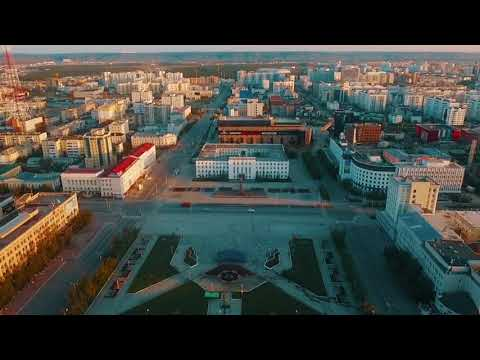 Туристические объекты Центрального округа города Якутска