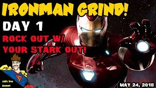Let the Ironman (and Thor) grinds begin! Marvel Contest of Champions