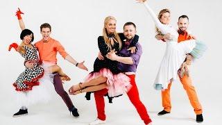 Танцевальные Шоу-номера от команды ПЛЯСКИНА(, 2016-06-01T08:54:04.000Z)