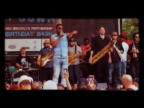 Big Daddy Kane - Young, Gifted & Black (Albee Square; 2016)