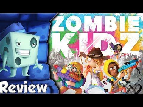 Zombie Kidz Evolution Review - With Tom Vasel