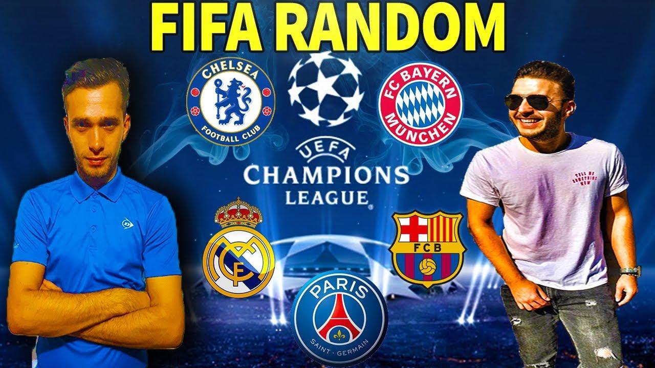 FIFA 18 RANDOM 1 vs 1 - Meciuri Nebune Cu 20 De Goluri + Penalty-uri !!!