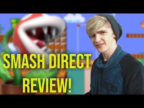 Super Smash Bros. Ultimate 1.11.2018 Direct Review! - PKMX thumbnail