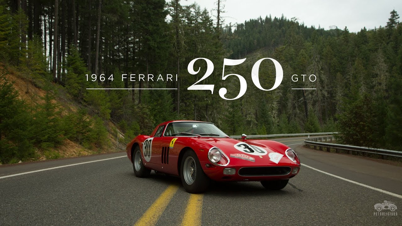 The Ferrari 250 Gto Speaks For Itself Youtube