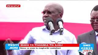 Mudavadi na Wetangula watofautiana kuhusu uhusiano wao na William Ruto