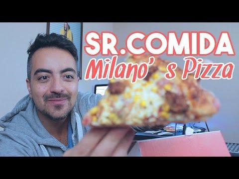 SrComida - Milano's en Santiago, Chile (Delivery)