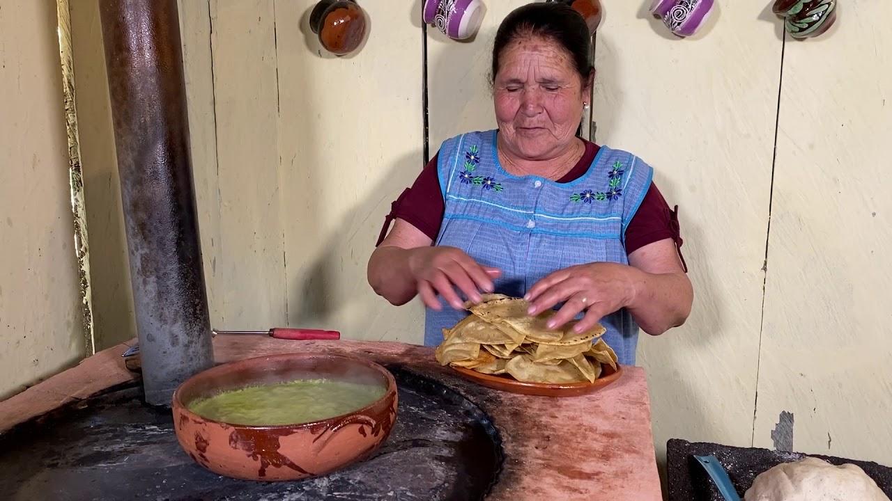 Chilaquiles Verdes De Mi Rancho A Tu Cocina Youtube