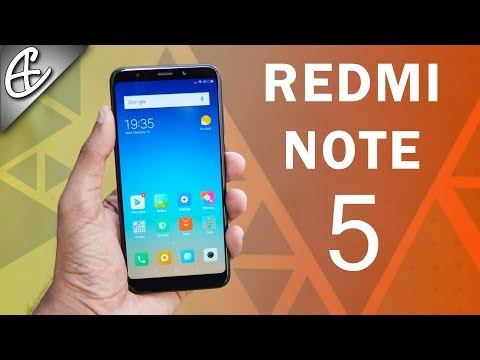 Xiaomi Redmi Note 5 (3GB) Review Videos