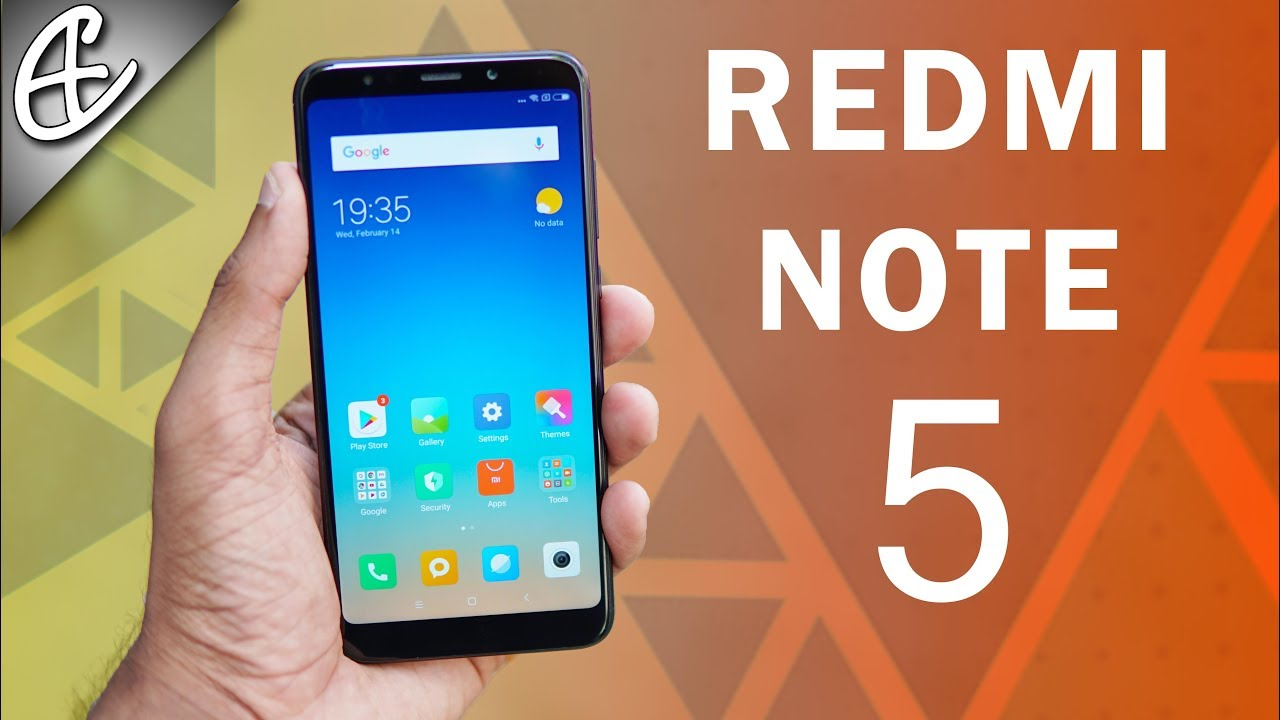 Xiaomi Redmi Note 5 Review - A Second Look!