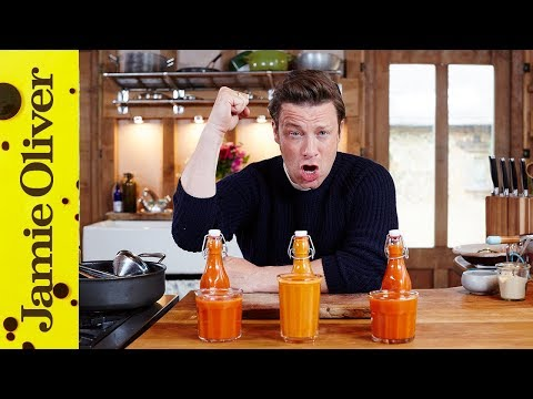 How to make Chilli Sauce! | Jamie Oliver